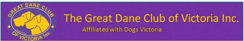 Great Dane Club Of Victoria Inc